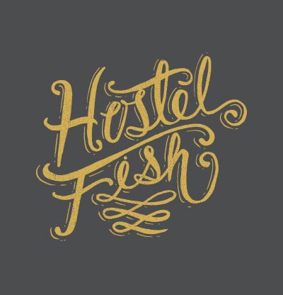 Hostel Fish Logo