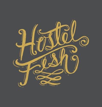 Hostel Fish Logo
